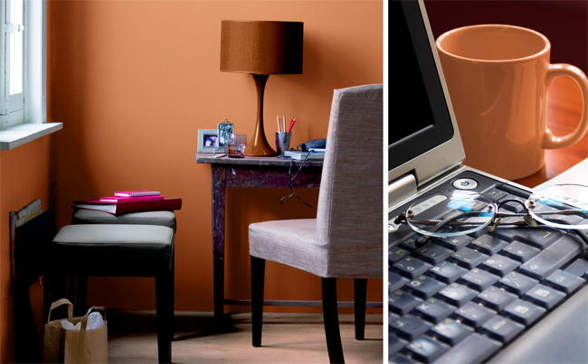 the perfect home office top 10 home office colors